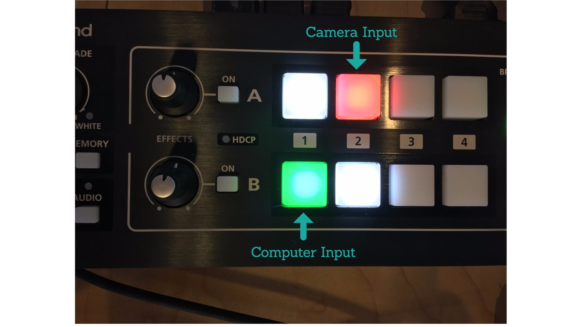 How to Overlay Pro Presenter Graphics on a Roland Switcher